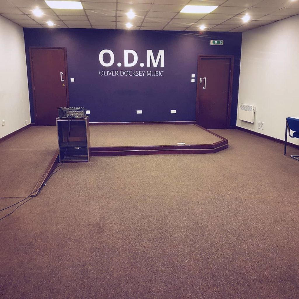 ODM Studios - Music Lessons and Music Tuition in Stoke Staffordshire.